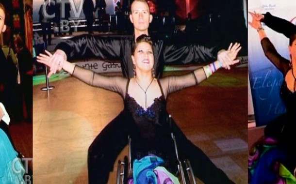 Вероника Махортова, чемпионка мира по танцам в колясках: За месяц до чемпината я сломала обе лодыжки