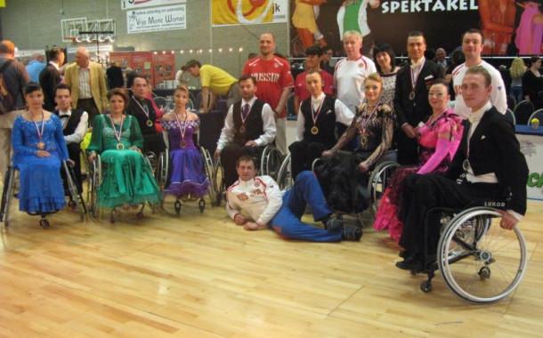 Кубок Мира по танцам на колясках 2011. Нидерланды