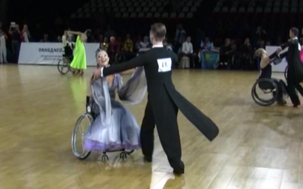 Белорусские чемпионы мира по танцам на инвалидных колясках: в мире нет ничего невозможного!