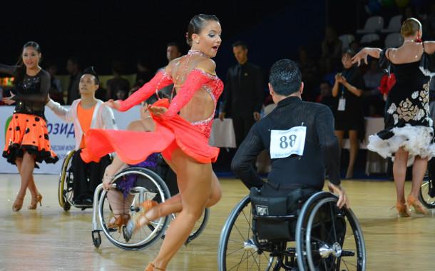 Объявлены новые виды соревнований по спортивным танцам на колясках