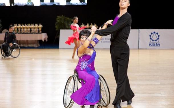 Международные соревнования паралимпийцев в ноябре 2014