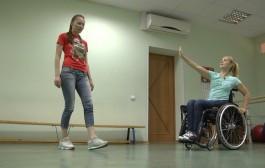 Модерн на ногах и на колясках: В Екатеринбурге открывается инклюзивная школа танцев