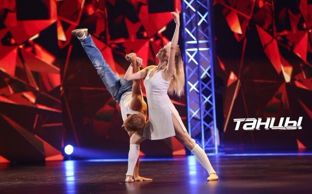 Необычные танцы: Евгений Смирнов и Дарья Смирнова