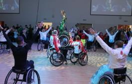 В Петербурге стартовали соревнования по танцам на колясках