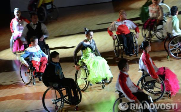 Липецкие танцоры-колясочники стали обладателями Кубка мира