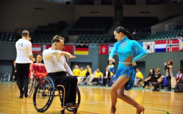 Белорусы завоевали 4 награды чемпионата мира по спортивным танцам на инвалидных колясках