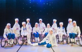 Череповецкие танцоры на колясках стали победителями международного фестиваля