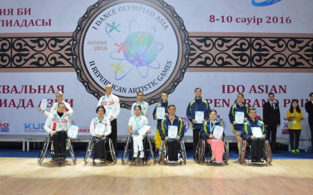 В Казахстане завершились международные рейтинговые соревнования «IPC Kazakhstan Open-2016»