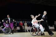 Беларусь может стать хозяйкой ЧМ по танцам на инвалидных колясках