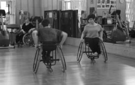Чемпионы мира по танцам на колясках живут в Петербурге