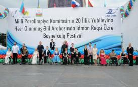 Беларусь и Азербайджан будут обмениваться опытом организации занятий по инваспорту