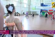 Чемпионат по спортивным танцам на инвалидных колясках прошёл под Минском