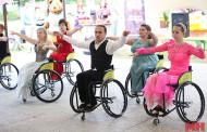 Восемь пар танцоров представят Беларусь на Кубке мира по спортивным танцам на инвалидных колясках
