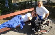 Белоруска из-за фристайла оказалась в инвалидной коляске, но не сдалась. История сильной женщины, любящей спорт