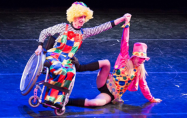 Миасс: Танцы на колясках приносят счастье