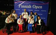 Танцы на колясках: российские дуэты привезли 10 медалей из Финляндии
