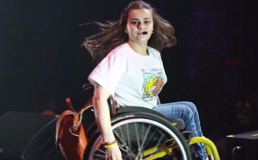 Танец на коляске: спорт, который меняет жизни