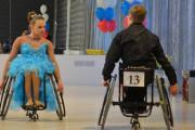 Кубок Москвы по танцам на колясках — фоторепортаж