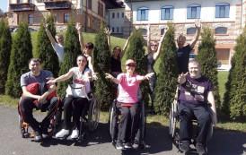 Танцы череповчан на колясках удивили Европу