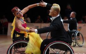 Па на колёсах: танцы без ограниченных возможностей