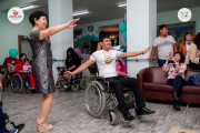 Пара-танец, возвышающий жизнь