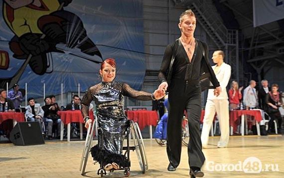 Липецкие танцоры-колясочники снова собираются на «Кубок Континентов»
