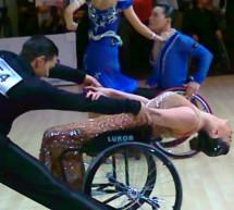 Танцы на колясках: главное - участие