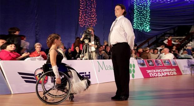 Мария Замышляева на конкурсе «Танцующий город» в Новороссийске