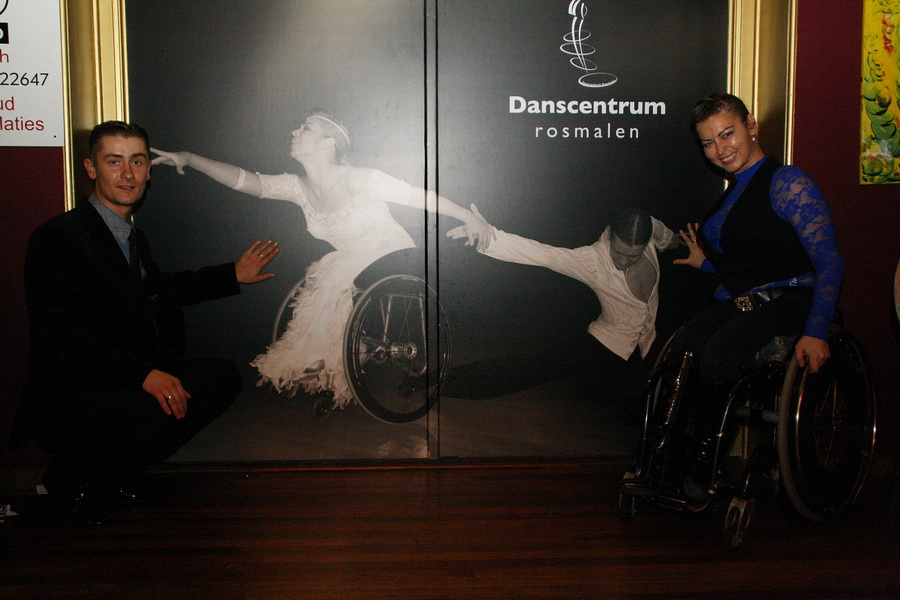 Latin Star Gala 2012: Анна Горчакова и Игорь Киселёв