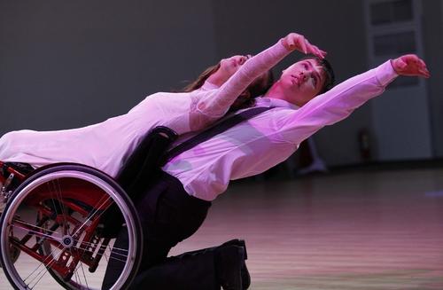 Танец неограниченных возможностей
