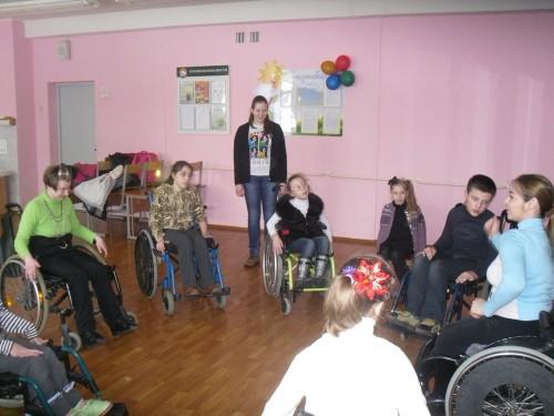 Танцевальная школа в студия «Дар» - на занятиях у Анны Горчаковой