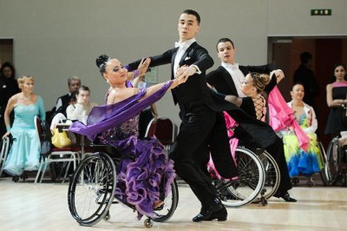 Челнинцы Гульназ Акбашева и Виталий Морозов завоевали Кубок мира по танцам на инвалидных колясках