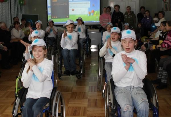 Первое выступление детей танцевальной школы «Дар» в Несвиже с танцем «Бара бара»