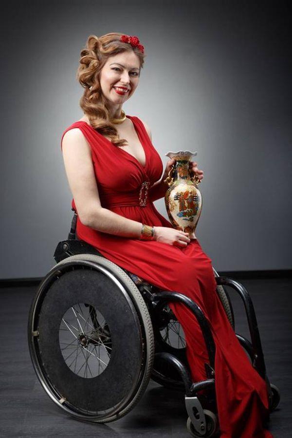 Анна Горчакова (образ Гестии)