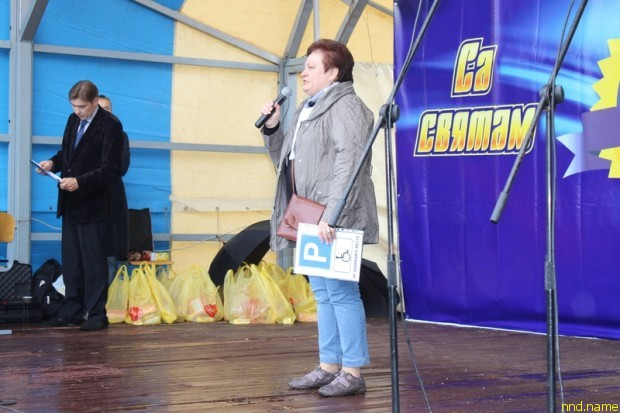 """Председатель МОО """"Откровение"""" Светлана Бякова-Микутель"""