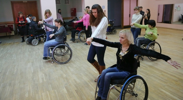 Колясочники Волгодонска могут заниматься спортивными танцами