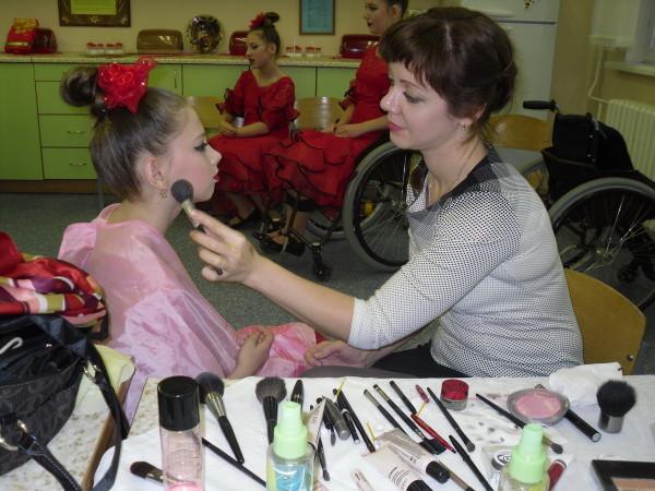 Выражаем огромную благодарность  стилисту Украженко Марии за изумительно подобранный макияж