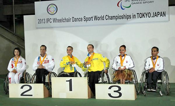 *На чемпионат мира в Японию приехали 150 пар из 23 стран. Лучшими назвали украинских спортсменов (фото из семейного альбома)