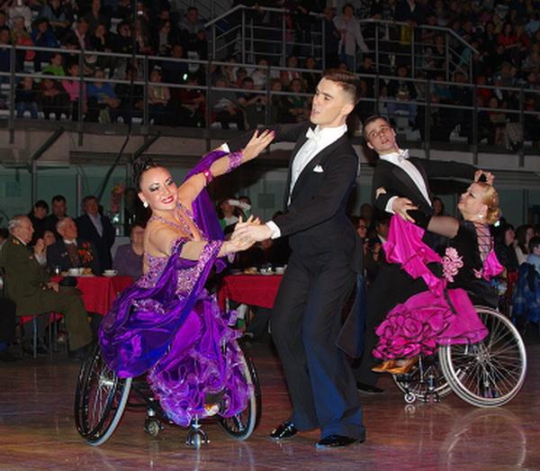 В Челны из Нидерландов переедут соревнования на Кубок мира по танцам на колясках