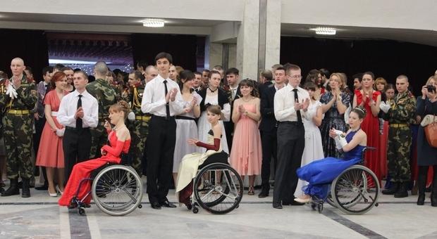 VI Минский бал православной молодежи