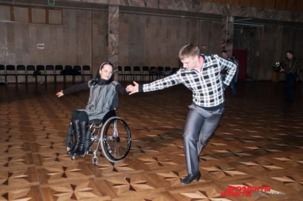 Танец - это целая жизнь. Фото: АиФ / Александра Горбунова