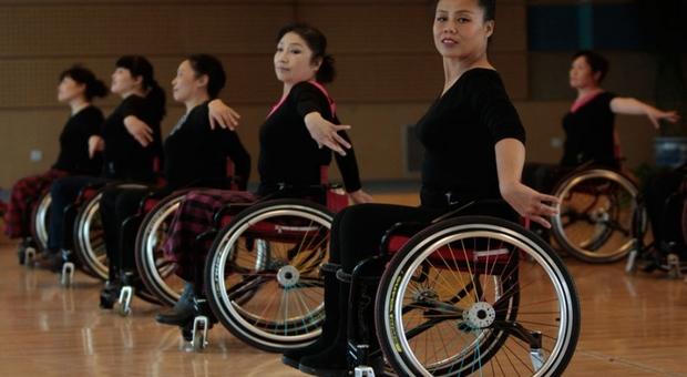 В Томске откроется первая школа танцев для инвалидов