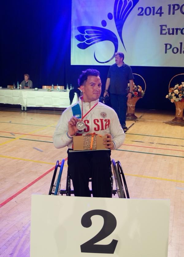 Россия - 16 медалей на чемпионате Европы по танцам на колясках в Польше