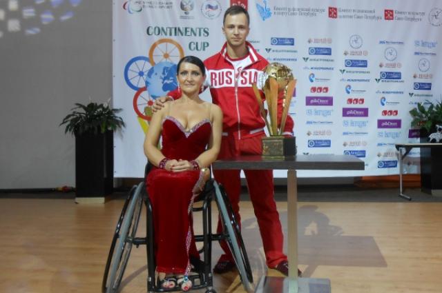 После соревнований в Санкт-Петербурге. Фото: Из личного архива Марины Куликовой