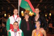 Кубок мира по спортивным танцам на инвалидных колясках 2010 (Кайке. Нидерланды)