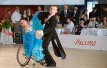 В Калининградской области прошел международный турнир по спортивным бальным танцам (Фото/Видео)