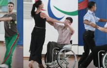 В Беларуси проходит проект реабилитации инвалидов через танцы на колясках