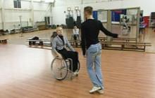 Сиротюк Анна: Танцевать и в инвалидной коляске