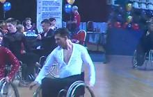 Пермские танцоры на колясках привезли с российского чемпионата 5 медалей