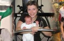 Людмила Волчёк: «Так и прыгала до самых родов на третий этаж в инвалидной коляске…»